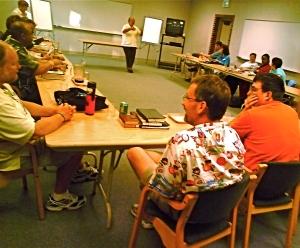 pre-trip seminar