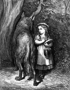 Red Riding-hood