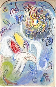 Creation - Marc Chagall