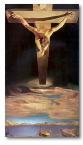Dali crucificxion