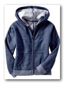 girls hoodie shadow