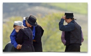 Amish shooting grief - web