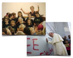Art Camp & Pope