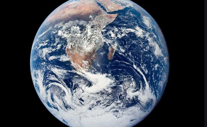 What if the Earth Is theLord's?