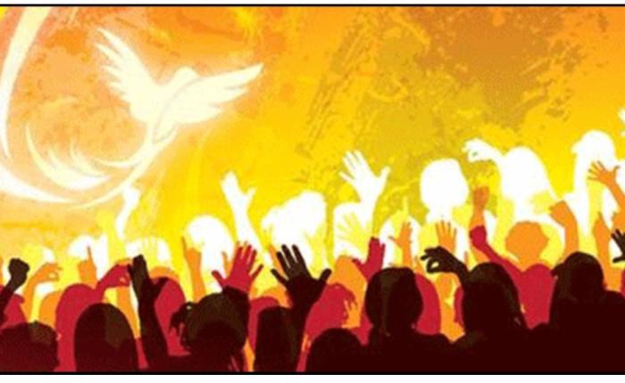 Rejoicing in theSpirit